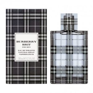 Burberry Perfume Brit For Men Edt 50 ml Tuoksu