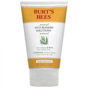 Burt's Bees Anti-Blemish Pore Refining Scrub 110 G
