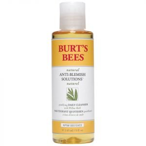 Burt's Bees Anti Blemish Purifying Daily Cleanser 145 Ml