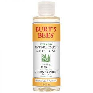 Burt's Bees Anti-Blemish Solutions Clarifying Toner 145 Ml