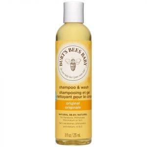 Burt's Bees Baby Bee Shampoo & Body Wash 236 Ml