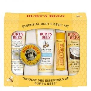 Burt's Bees Essentials Kit 5 Products
