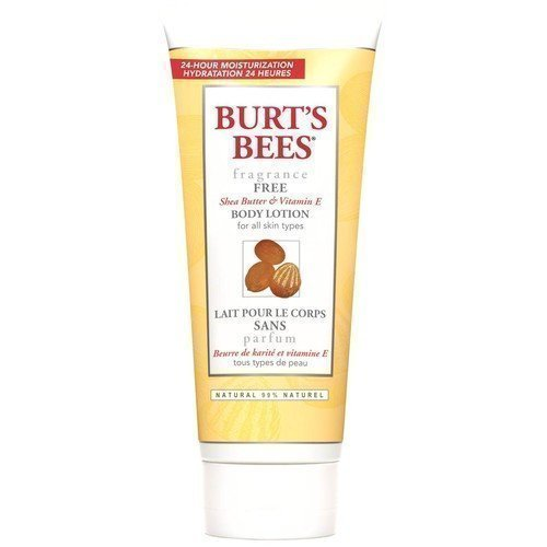 Burt's Bees Fragrance Free Shea Butter & Vitamin E Body Lotion