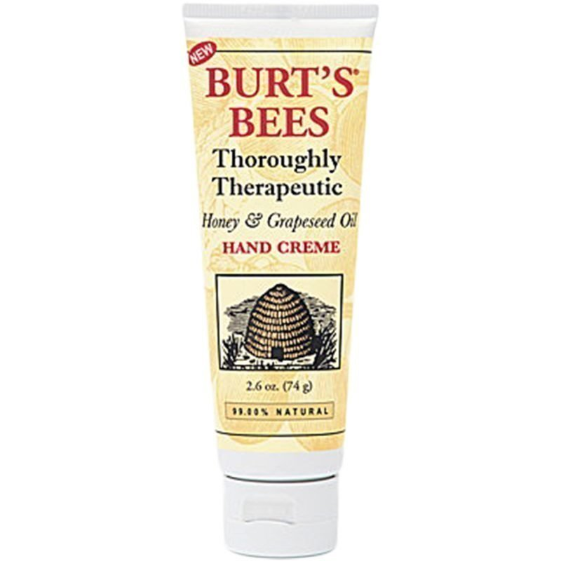 Burt's Bees Hand Creme Honey & Grapeseed Oil 74g