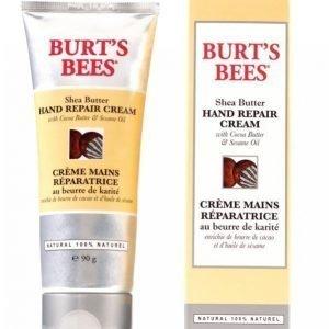 Burt's Bees Hand Repair Creme Shea Butter 90 G Käsivoide