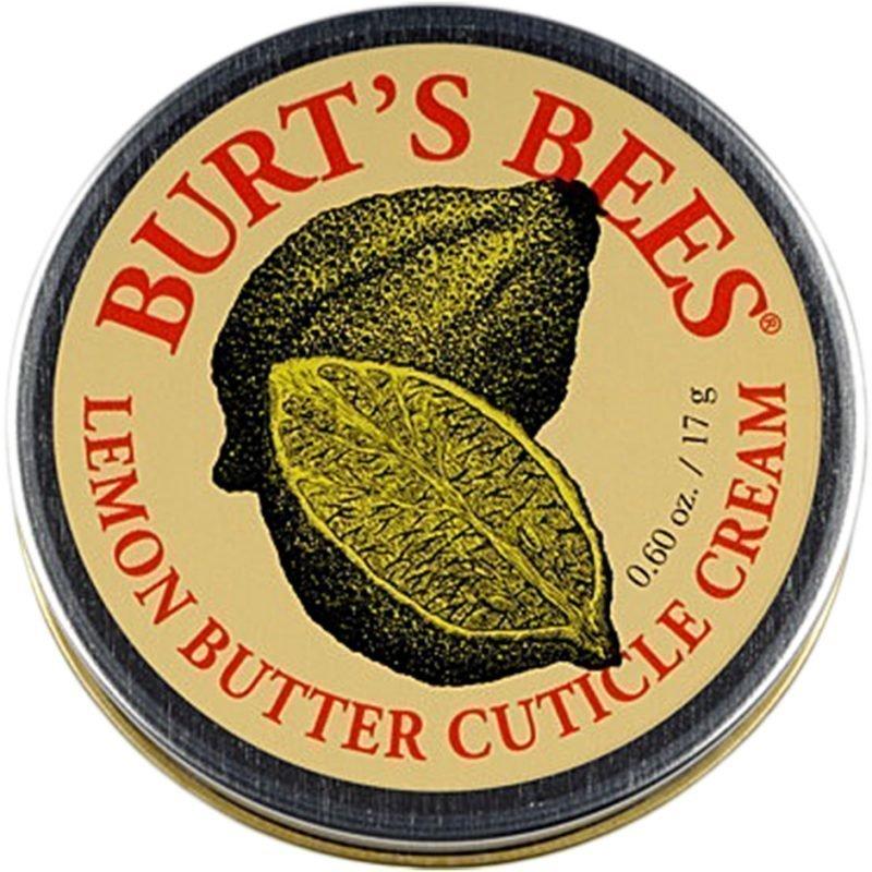 Burt's Bees Lemon Butter Cuticle Cream 17g