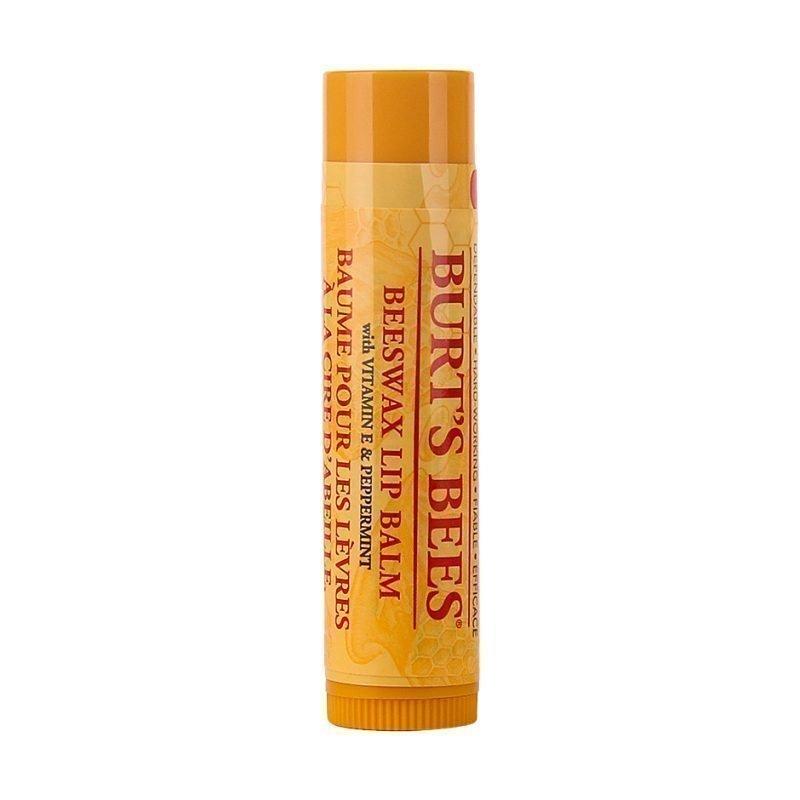 Burt's Bees Lip Balm Beeswax 4