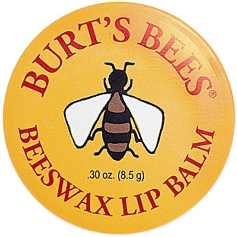 Burt's Bees Lip Balm Beeswax Tin 8
