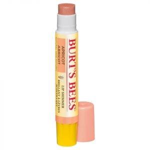 Burt's Bees Lip Shimmer 2.6g Various Shades Apricot
