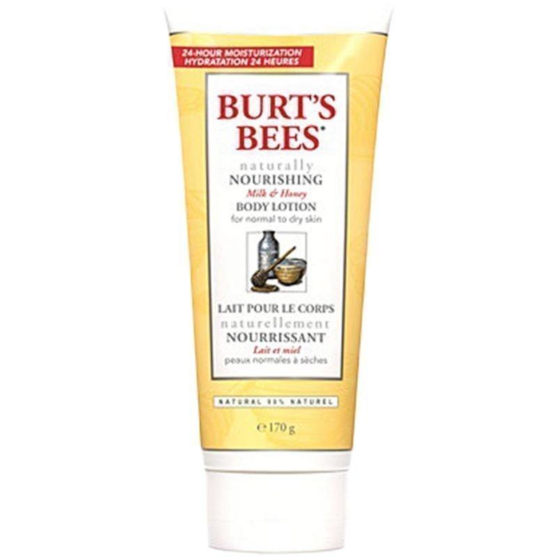 Burt's Bees Naturally Nourishing Milk & Honey Body Lotion 175ml