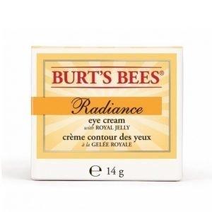 Burt's Bees Radiance Eye Cream 14 G Silmänympärysvoide