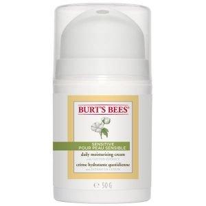 Burt's Bees Sensitive Daily Moisturising Cream 50 G