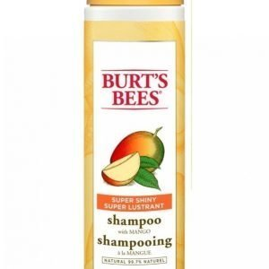 Burt's Bees Shampoo Super Shiny 295 Ml