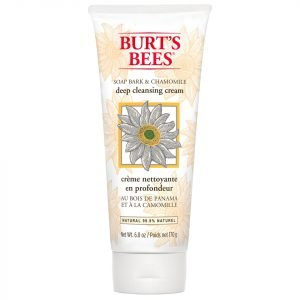 Burt's Bees Soap Bark & Chamomile Deep Cleansing Cream 170 G