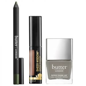 Butter London Khaki Set