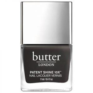 Butter London Patent Shine 10x Nail Lacquer Earl Grey 11 Ml
