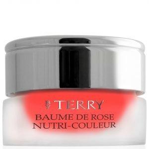 By Terry Baume De Rose Nutri-Couleur Lip Balm 7g Various Shades 2. Mandarina Pulp