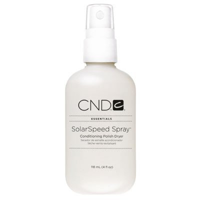 CND Vinylux Essentials Solar Speed Spray Conditioning Polish Dryer