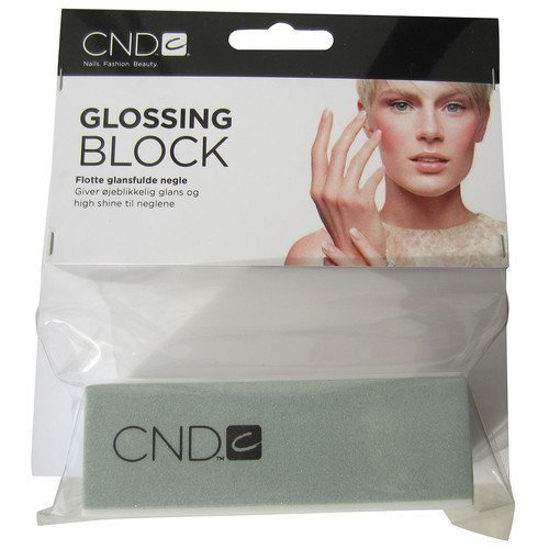 CND Vinylux Glossing Block