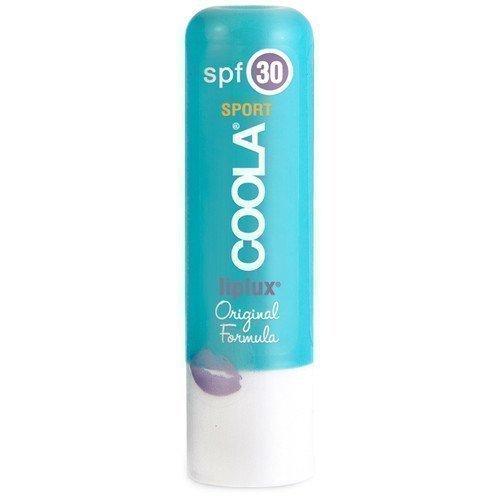 COOLA Sunscreen Liplux Sport Original Formula SPF 30