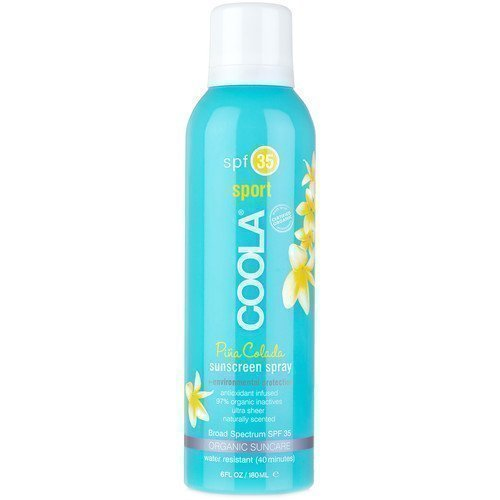 COOLA Sunscreen Spray Pina Colada Sport SPF 30