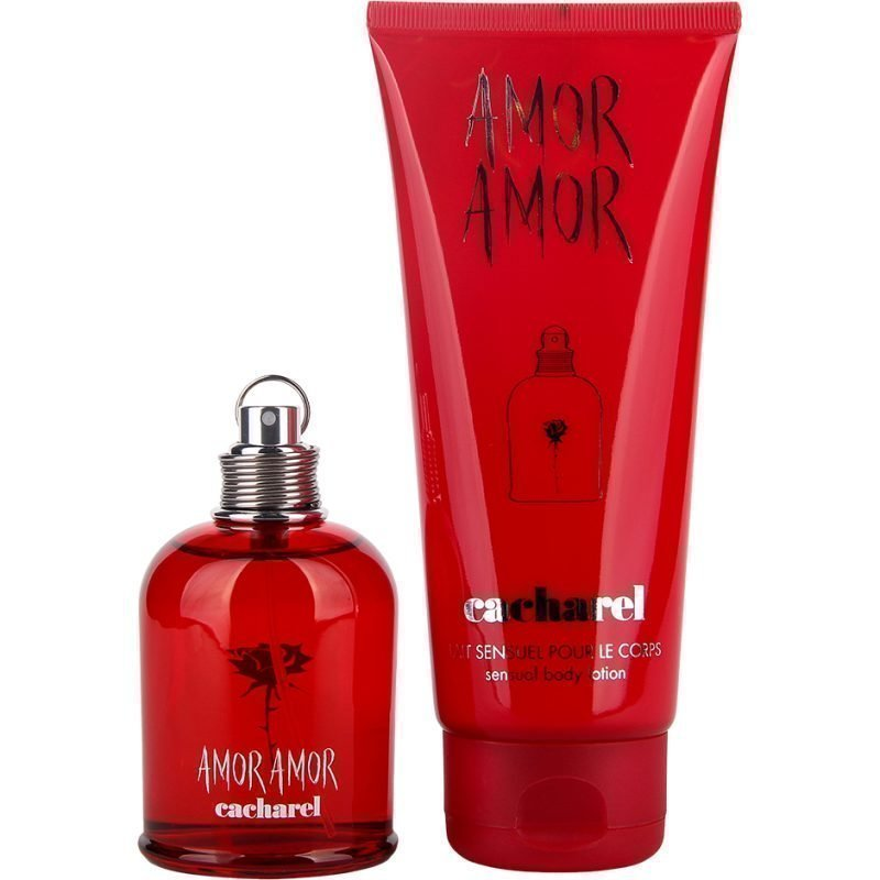 Cacharel Amor Amor Duo EdT 100ml Body Lotion 200ml
