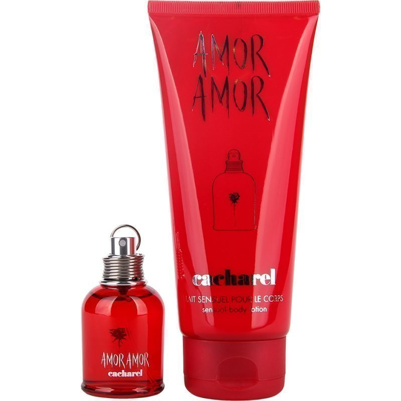 Cacharel Amor Amor Duo EdT 30ml Body Lotion 200ml
