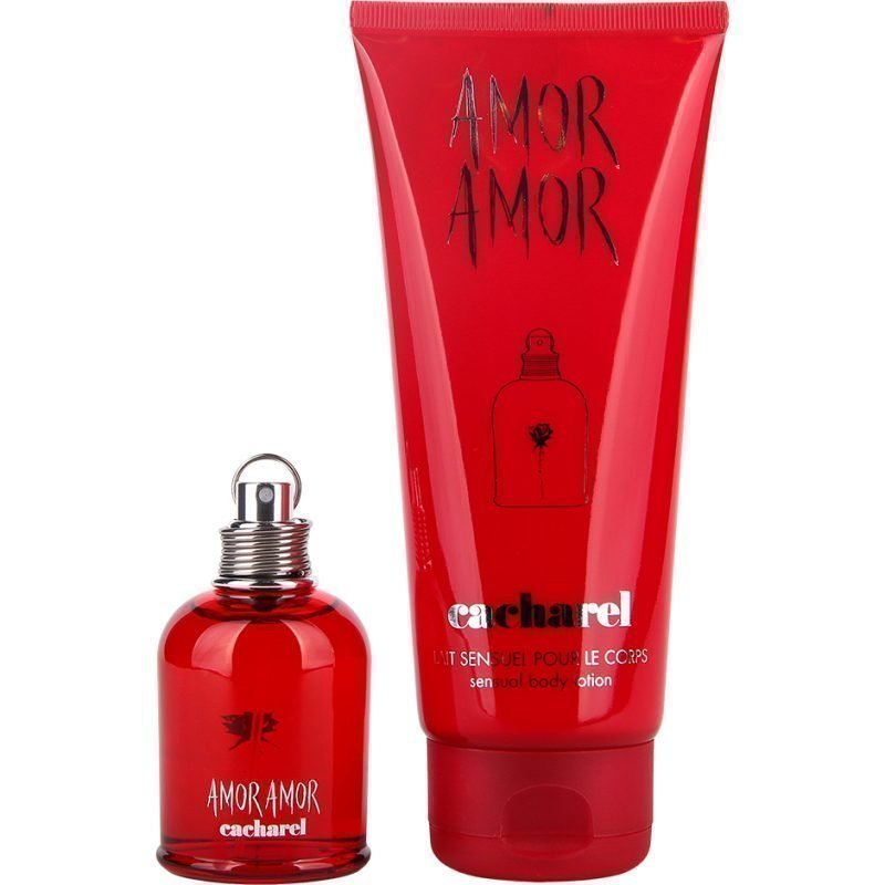 Cacharel Amor Amor Duo EdT 50ml Body Lotion 200ml