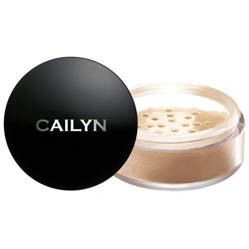 Cailyn Deluxe Mineral Foundation Powder Caramel