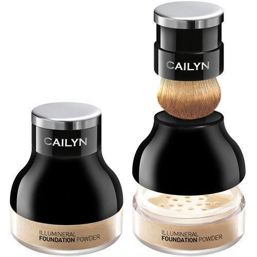 Cailyn Illumineral Foundation Powder Sunny Beige