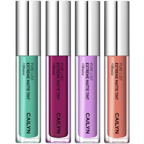 Cailyn Pure Lust Extreme Matte Tint Mousse 72 Retroactivity