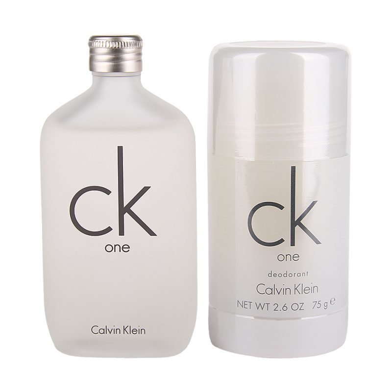 Calvin Klein CK One Duo EdT 50ml Deostick 75ml