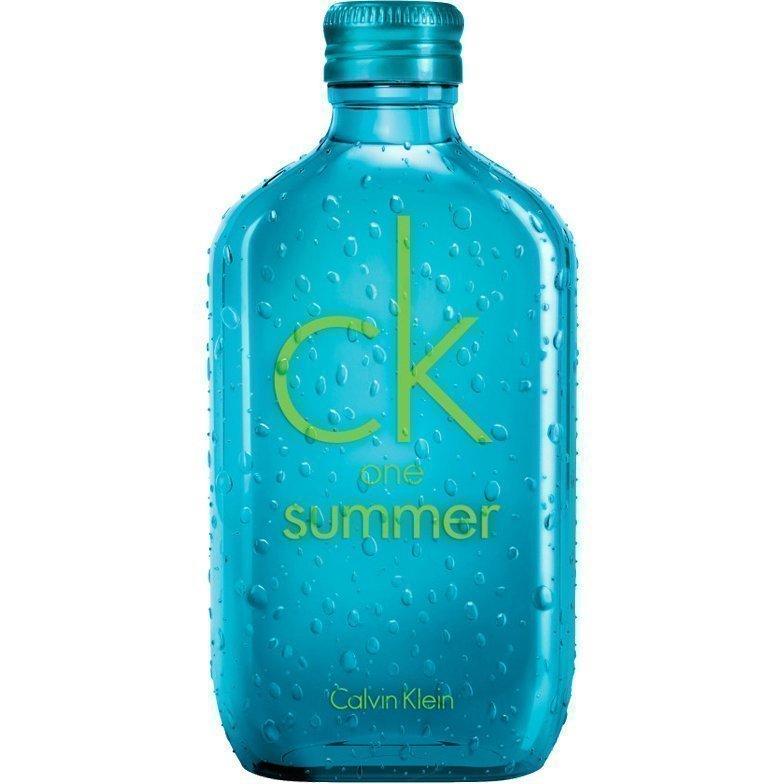 Calvin Klein CK One Summer 2013 EdT EdT 100ml