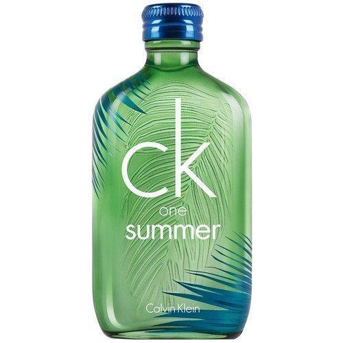 Calvin Klein CK One Summer 2016 EdT