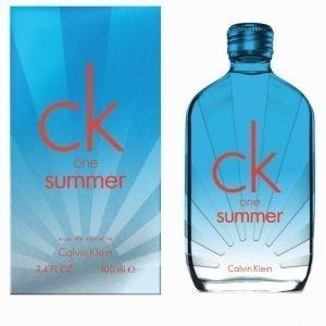 Calvin Klein CK One Summer edt 100 ml Tuoksu
