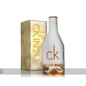 Calvin Klein Calvin Klein Ck In2u Her Edt 50ml