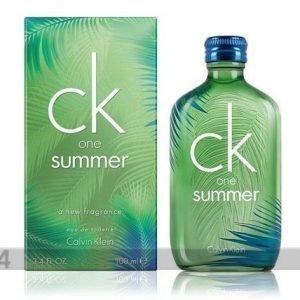 Calvin Klein Calvin Klein Ck One Summer 2016 Edt 100m