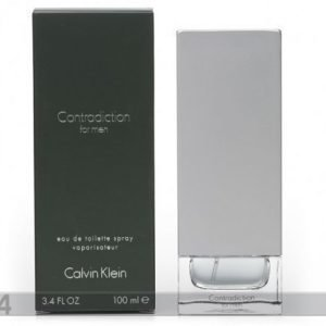 Calvin Klein Calvin Klein Contradiction Edt 100ml