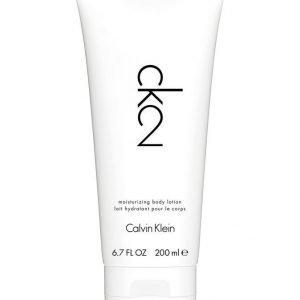 Calvin Klein Ck2 Body Lotion Vartalovoide 200 ml