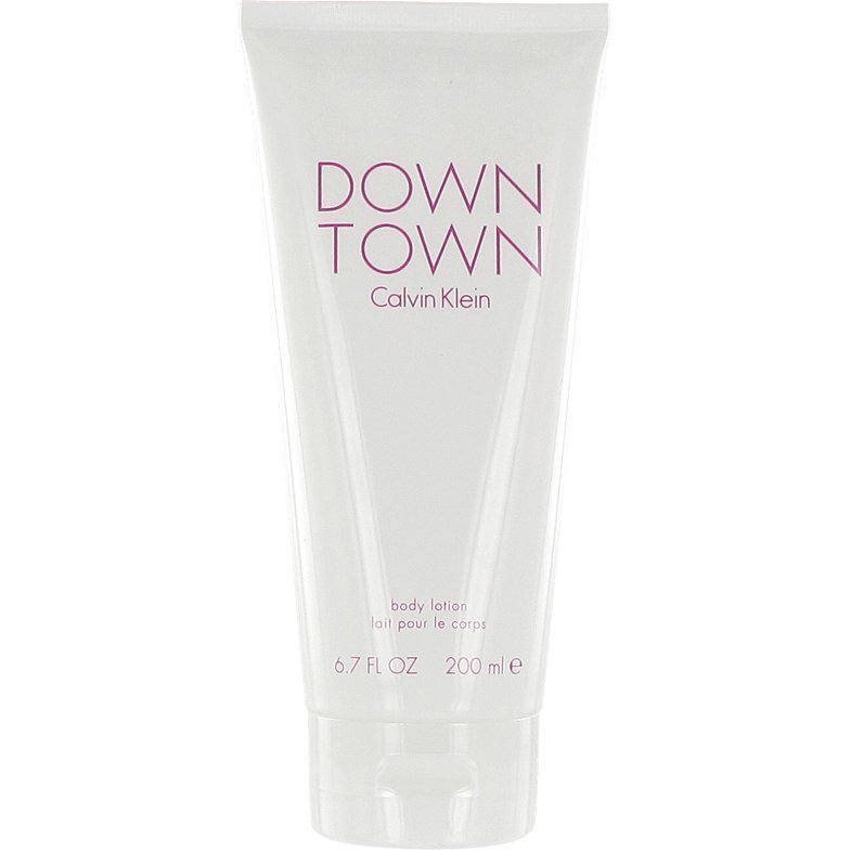 Calvin Klein Down Town Body Lotion Body Lotion 200ml