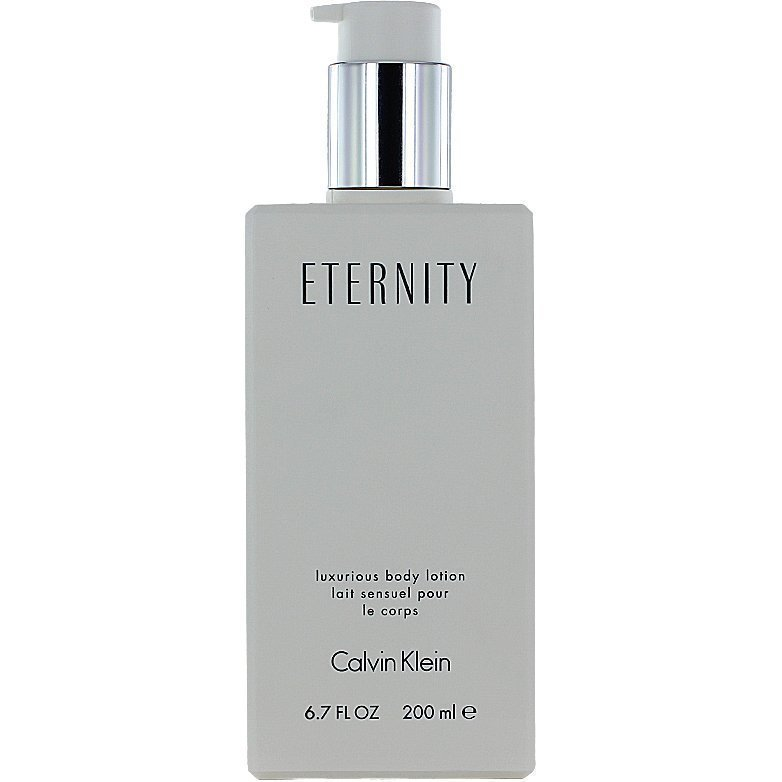 Calvin Klein Eternity Body Lotion Body Lotion 200ml