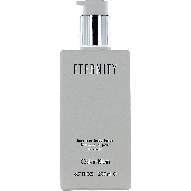 Calvin Klein Eternity Body Lotion Body Lotion 200ml