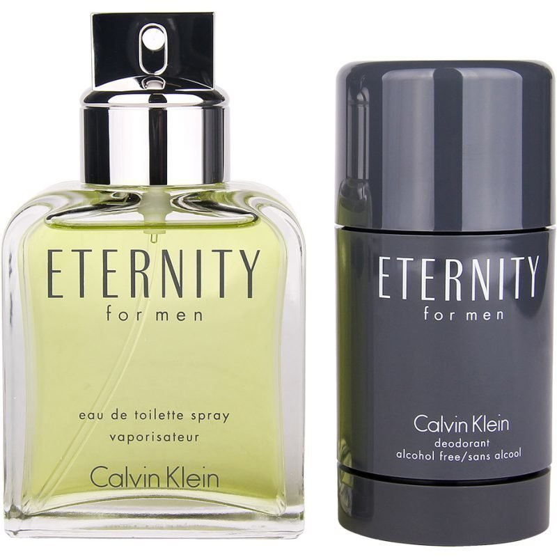 Calvin Klein Eternity For Men Duo EdT 100ml Deostick 75ml