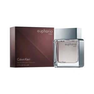 Calvin Klein Euphoria For Men Eau De Toilette Spray Tuoksu Miehelle 50 ml