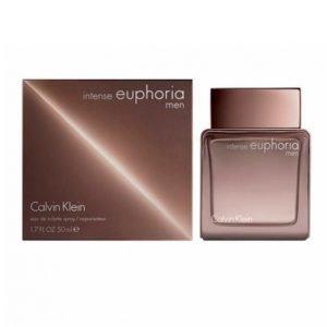 Calvin Klein Euphoria Intense M Edt 50ml Hajuvesi