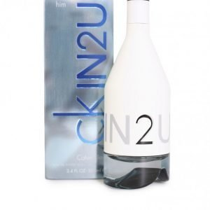 Calvin Klein IN2U Men Edt 50 ml Tuoksu