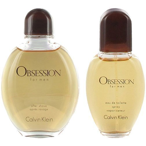 Calvin Klein Obsession For Men Duo EdT 125ml After Shave 125ml