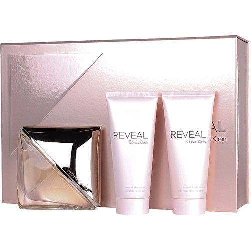 Calvin Klein Reveal Giftset EdP 100ml Body Lotion 100ml Shower Gel 100ml