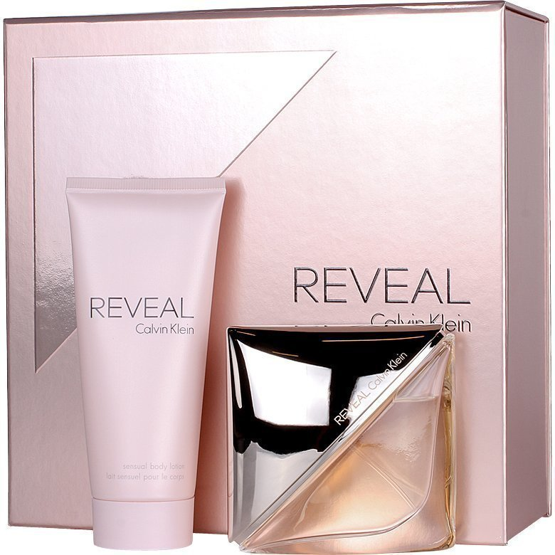 Calvin Klein Reveal Giftset EdP 50ml Body Lotion 100ml