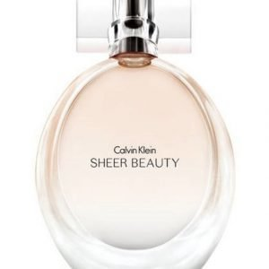 Calvin Klein Sheer Beauty Eau De Toilette Tuoksu
